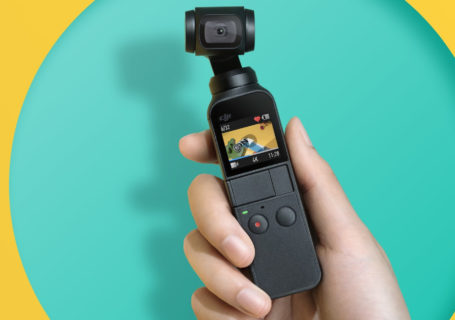 DJI Osmo Pocket 10