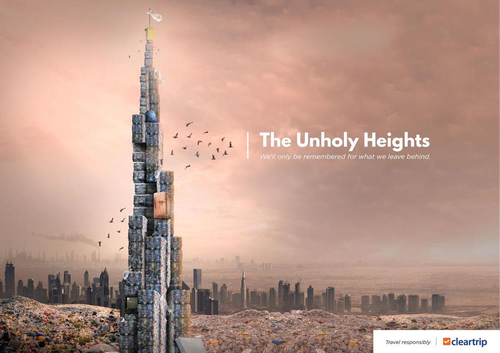 90 affiches publicitaires créatives et originales de décembre 2018 23