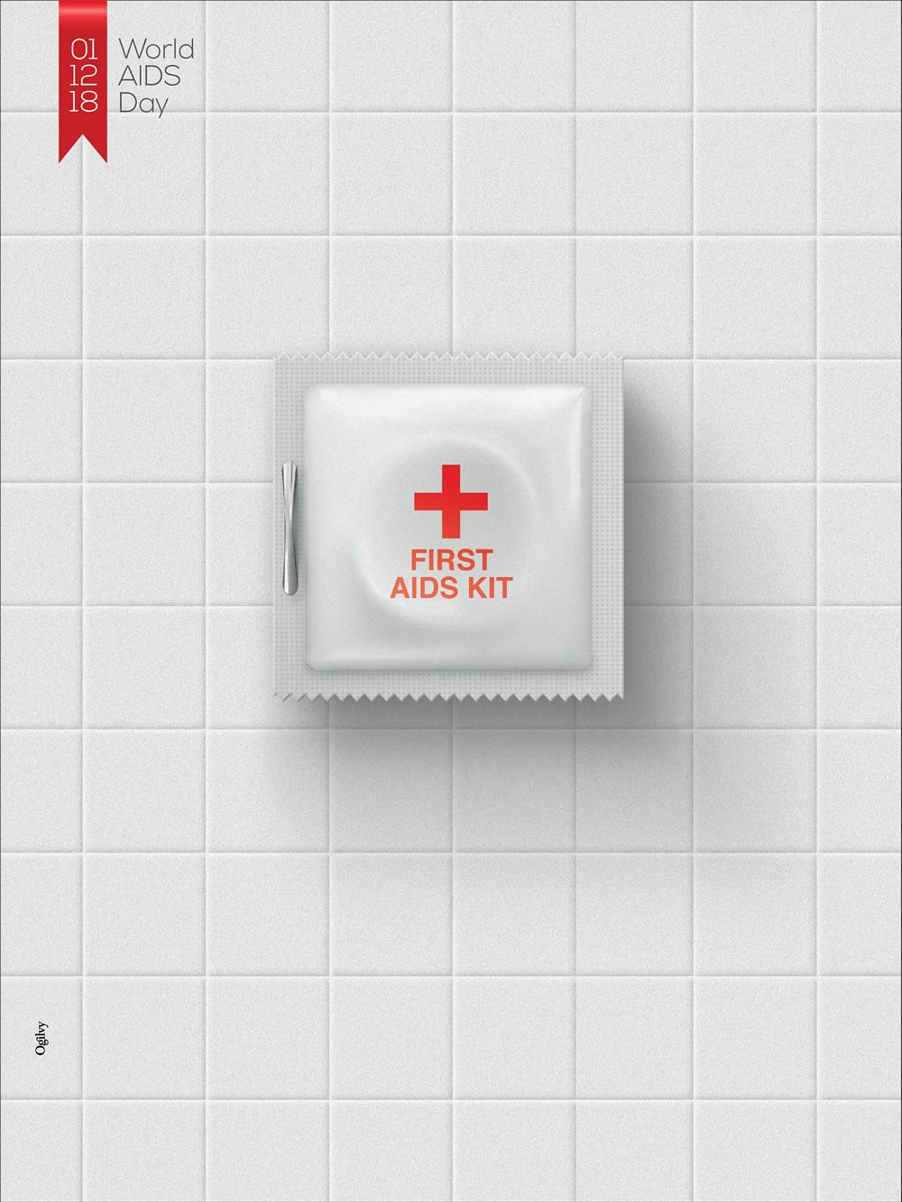 90 affiches publicitaires créatives et originales de décembre 2018 44