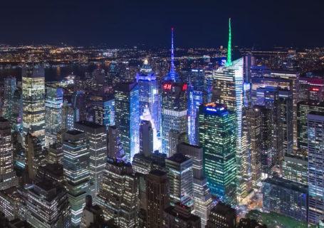 Timelapse - New York City en 4K et de bien belles images ! 4