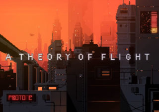 Film en PixelArt - A Theory of Flight 1