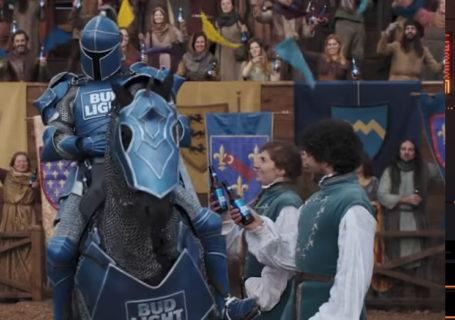 La bière BUD s'offre la pub Game of Thrones pour le SuperBowl 2019