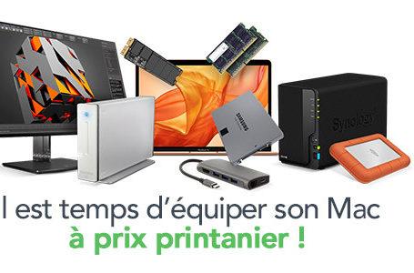 Concours – MacWay vous offre des cadeaux pour «Spring your Mac» !