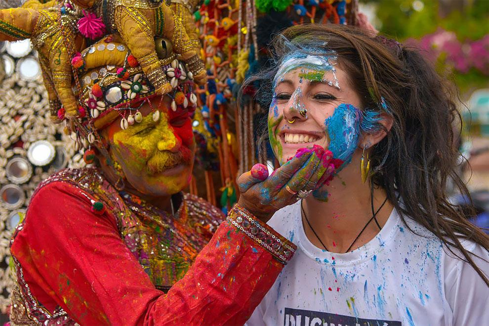 Les plus belles photos du HOLI Festival 2019 11