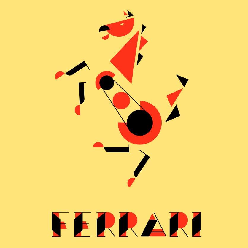 Redesign des Logos célèbres pour les 100 ans de Bauhaus 14