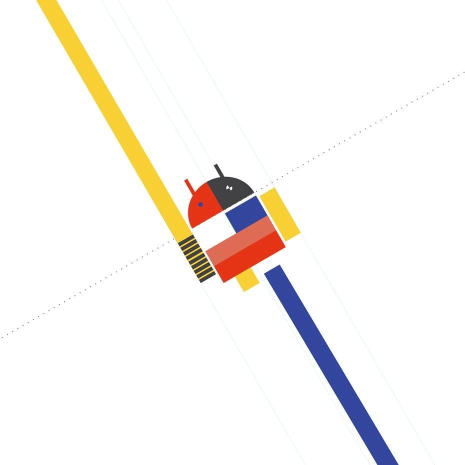 Redesign des Logos célèbres pour les 100 ans de Bauhaus 5