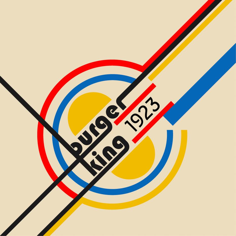 Redesign des Logos célèbres pour les 100 ans de Bauhaus 6