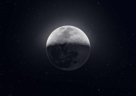 50 000 clichés pour une Photo de la Lune Magnifique
