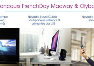 [Terminé] Concours : MacWay offre des cadeaux Design pour la FrenchDay 1