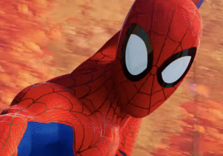 Making-of surpuissant de Spider-Man Into the Spider Verse 1