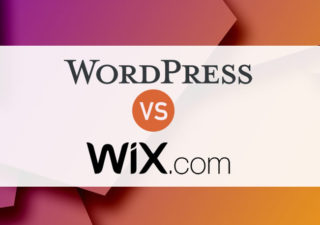 Créer son premier site internet Wordpress ou Wix ? 1