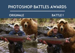 Photoshop Battles Awards : Les 20 meilleurs photomontages de tous les temps 1