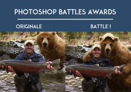 Photoshop Battles Awards : Les 20 meilleurs photomontages de tous les temps 12