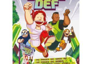 Gagnez la Nouvelle BD Jibé Super Basse Def et son jeu NES ! (Concours + Interview) 1