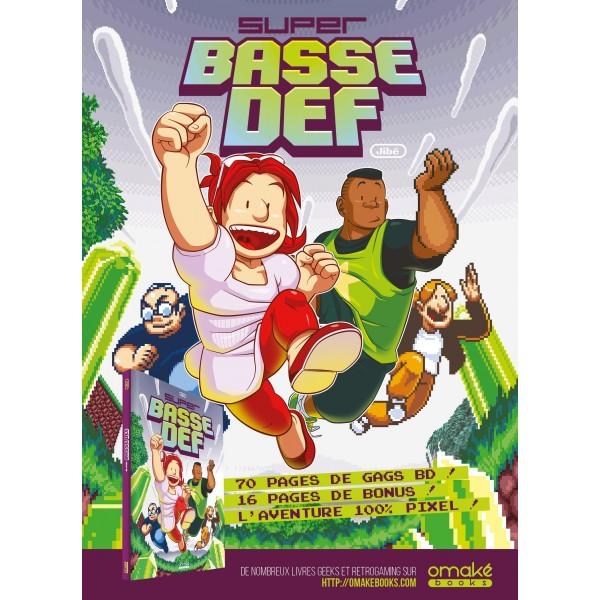 Gagnez la Nouvelle BD Jibé Super Basse Def et son jeu NES ! (Concours + Interview) 3