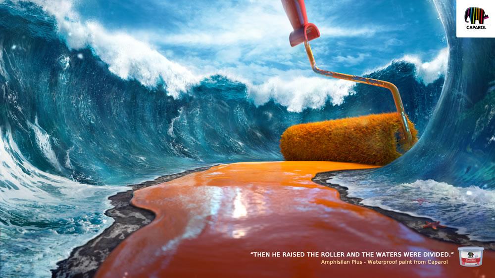 Inspiration, Top 80 des publicités graphiques de Juin 2019 15