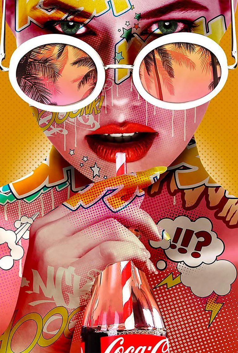 Inspiration de superbes posters style culture Sexy-Pop ! 13