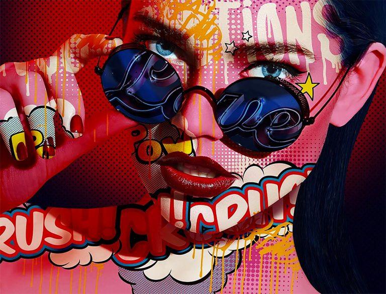 Inspiration de superbes posters style culture Sexy-Pop ! 14
