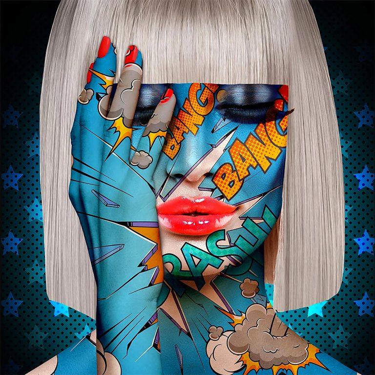 Inspiration de superbes posters style culture Sexy-Pop ! 16