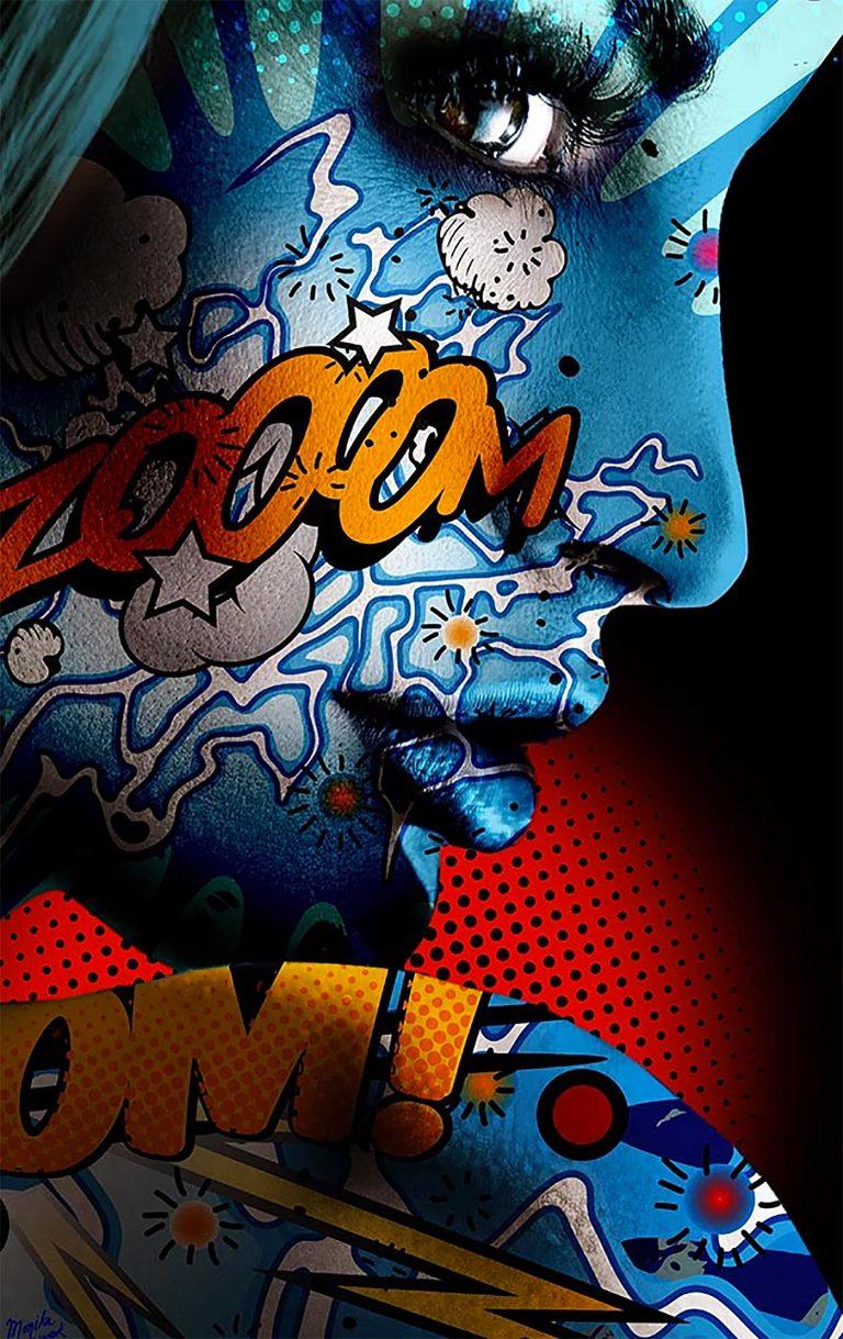 Inspiration de superbes posters style culture Sexy-Pop ! 17