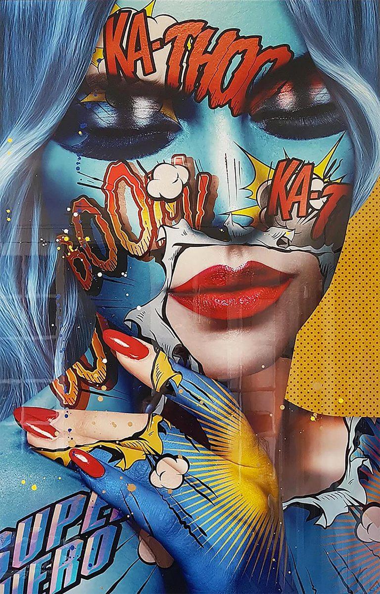 Inspiration de superbes posters style culture Sexy-Pop ! 7