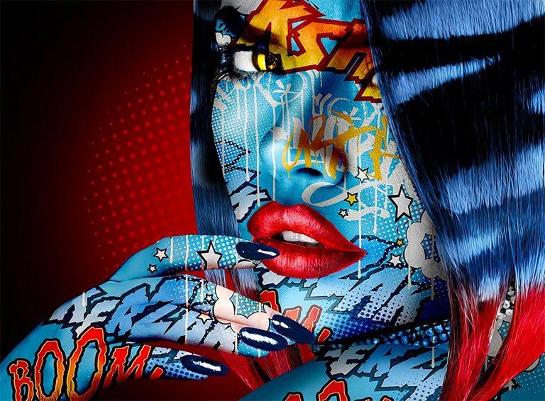 Inspiration de superbes posters style culture Sexy-Pop ! 9