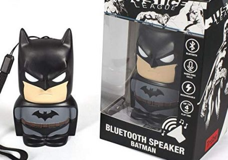 Enceinte Bluetooth Batman 8