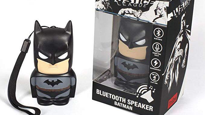 Enceinte Bluetooth Batman
