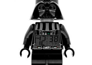 Réveil Digital LEGO Star Wars Dark vador 1