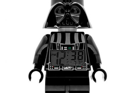 Réveil Digital LEGO Star Wars Dark vador 11