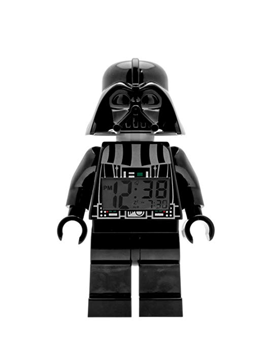 Réveil Digital LEGO Star Wars Dark vador 2