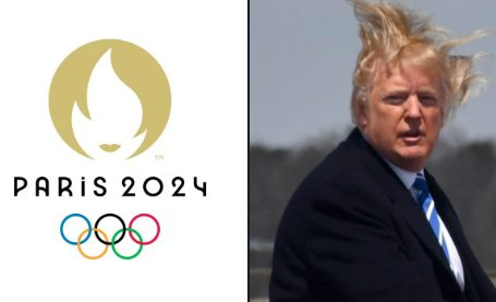 Détournements et parodies du Logo des JO Paris 2024 1