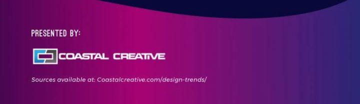 Les tendances graphiques et webdesign pour 2020 11