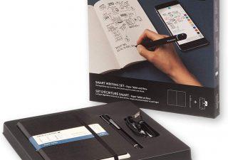 Moleskine Carnet Digital et Stylo Smartpen 1