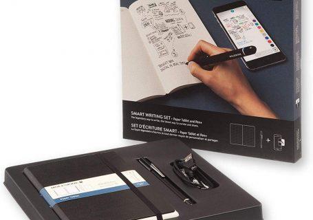 Moleskine Carnet Digital et Stylo Smartpen 3