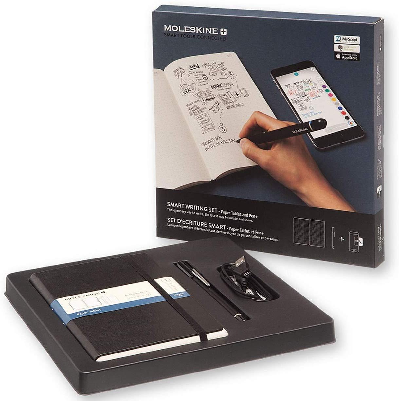 Moleskine Carnet Digital et Stylo Smartpen 2