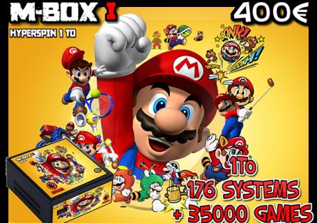 [TERMINÉ] Gagnez une console retrogaming (valeur 400€) #11ansOlybop 2
