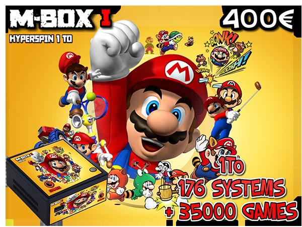 [TERMINÉ] Gagnez une console retrogaming (valeur 400€) #11ansOlybop 3