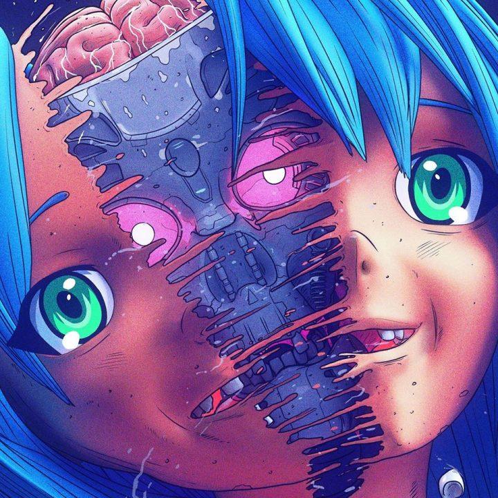 Illustrations CyberPunk de xsullo 12