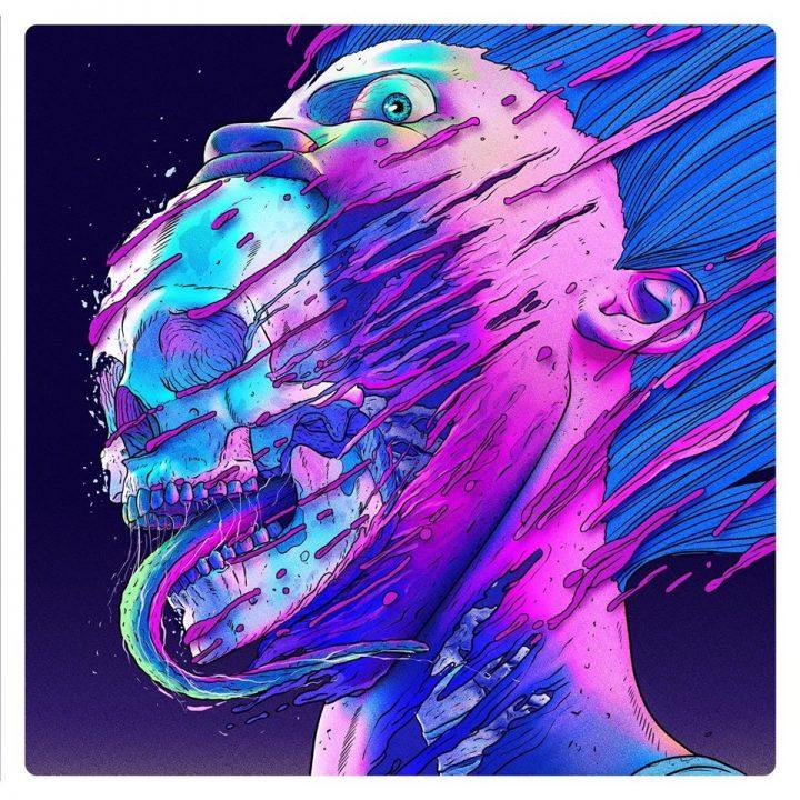 Illustrations CyberPunk de xsullo 9