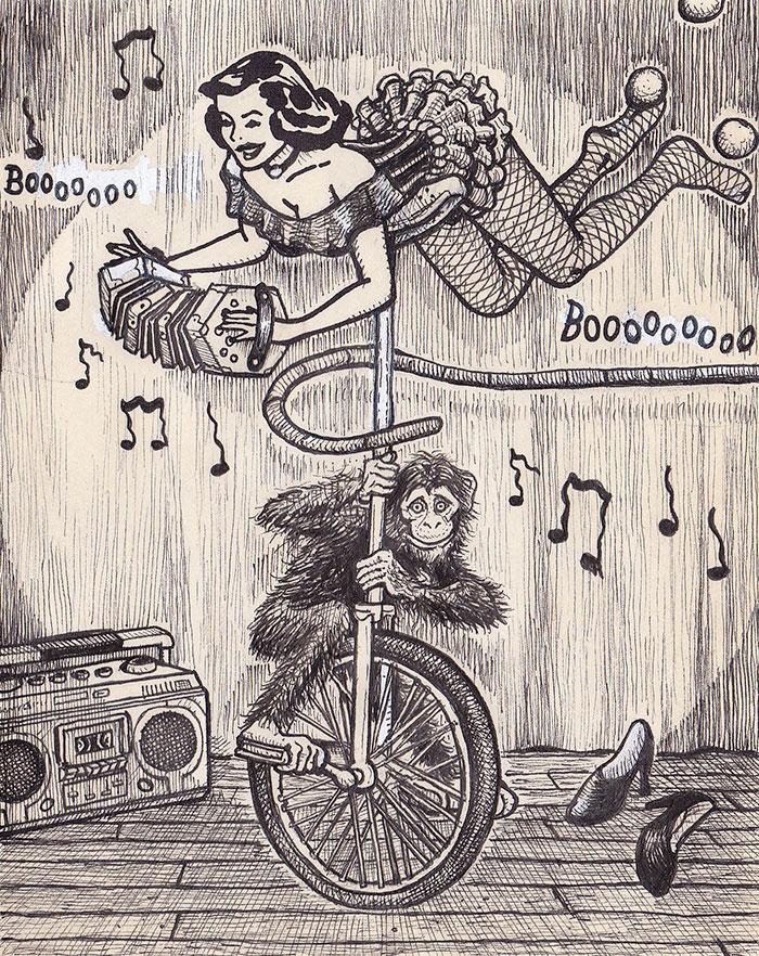 Créativité sans limite : 1 base 35 déclinaisons d'illustrations 30