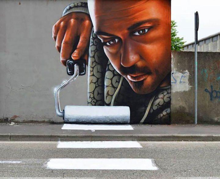 StreetArt 3D pour bien commencer 2020 12