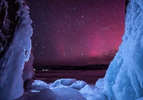 Des images sublimes du Lake Baikal