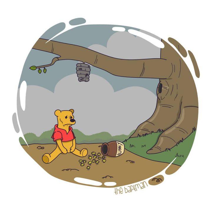 Illustrations de films version désastres écologiques 3