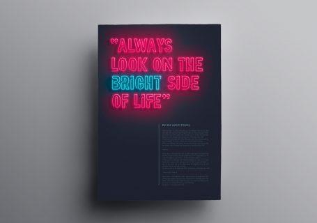 Typographie gratuite : Neoneon 1