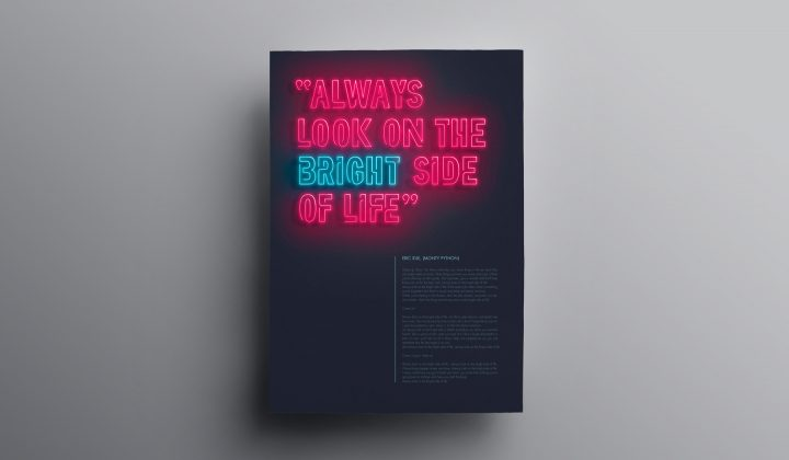 Typographie gratuite : Neoneon 3
