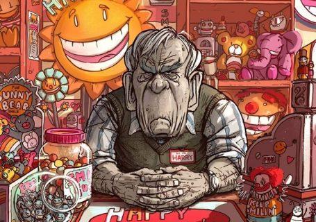 Les illustrations satiriques sur notre société actuelle 10