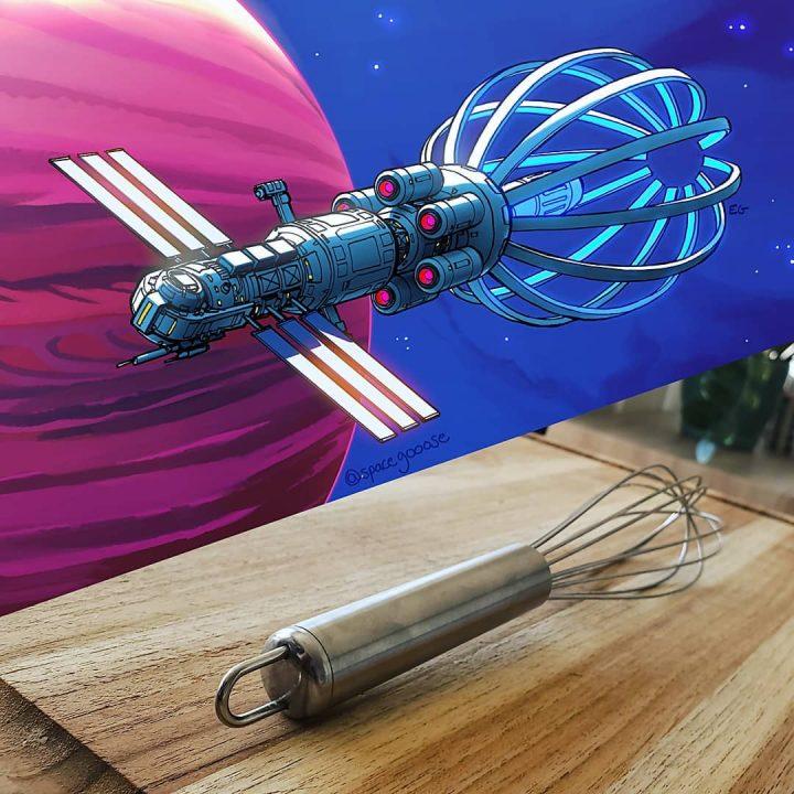 Quand les objets se transforment en super vaisseaux de la mort ! 9