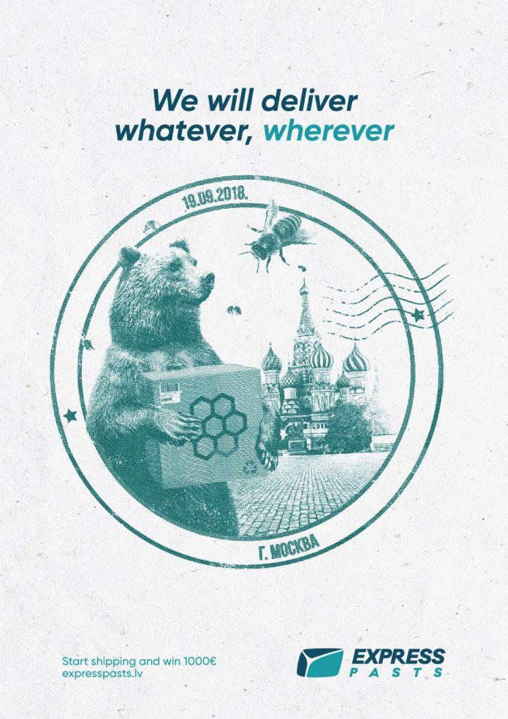 Inspiration et graphisme d'affiches de mars 2020 11