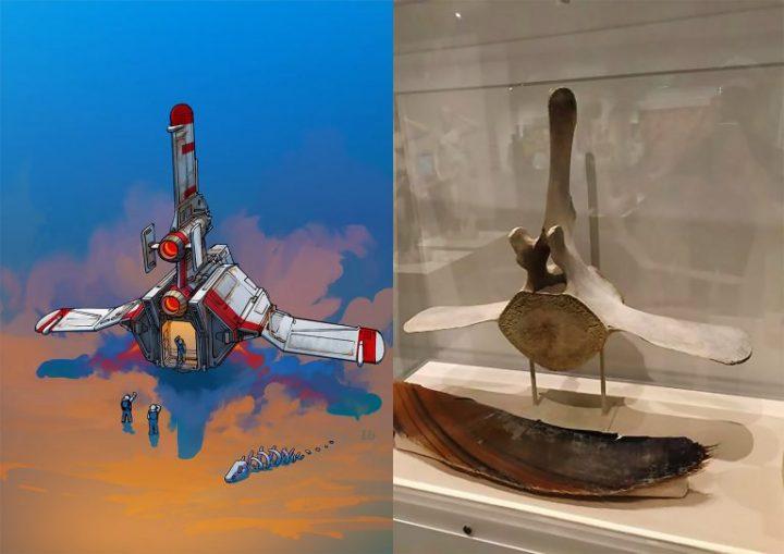 Quand les objets se transforment en super vaisseaux de la mort ! 3